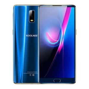 KOOLNEE K1 Trio – 6.01 Zoll LTE FHD+ Phablet mit Android 7.1, Helio P20 Octa Core 2.0GHz, 6GB RAM, 128GB Speicher, Dual 16MP+2MP & 8MP Kameras, 4.200mAh Akku