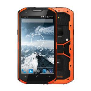 NO.1 VPHONE X3 Pro – 5.5 LTE HD Outdoor Phablet mit Android 6.0, MTK6735P Quad Core 1.0GHz, 2GB RAM, 16GB Speicher, 13MP & 5MP Kameras, 4.500mAh Akku