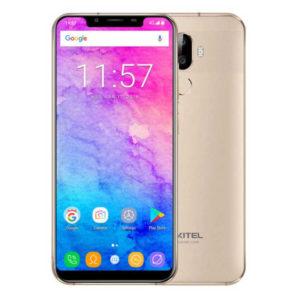 OUKITEL U18 – 5.85 Zoll LTE HD+ Phablet mit Android 8.0, MTK6750T Octa Core 1.5GHz, 4GB RAM, 64GB Speicher, 13MP & 8MP Kameras, 4.000mAh Akku