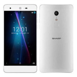 SHARP Z2 – 5.5 Zoll LTE FHD Phablet mit Android 6.0, Helio X20 Deca Core 2.3GHz, 4GB RAM, 32GB Speicher, 16MP & 8MP Kameras, 3.000mAh Akku