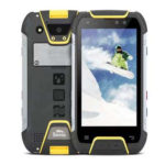 SNOPOW M10W – 5.0 Zoll LTE FHD Outdoor Smartphone mit Android 7.0, Helio P25 Octa Core 2.4GHz, 6GB RAM, 64GB Speicher, Dual 16MP+8MP & 8MP Kameras, 6.500mAh Akku