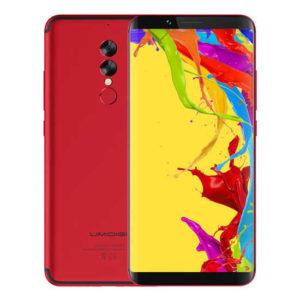 UMiDIGI S2 Lite – 6.0 Zoll LTE HD+ Phablet mit Android 7.0, MTK6750T Octa Core 1.5GHz, 4GB RAM, 32GB Speicher, Dual 16MP+5MP & 5MP Kameras, 5.100mAh Akku