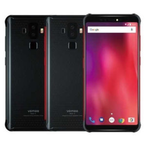 VERNEE V2 – 5.99 Zoll LTE FHD+ Outdoor Phablet mit Android 8.0, Helio P23 Octa Core 2.0GHz, 6GB RAM, 64GB Speicher, Dual 13MP+5MP & Dual 13MP+5MP Kameras, 5.800mAh Akku