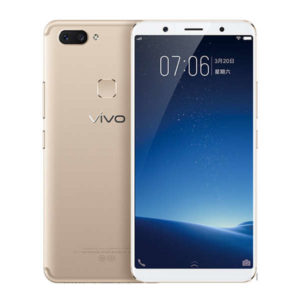 VIVO X20 Plus – 6.43 Zoll LTE FHD+ Phablet mit Android 7.1, Snapdragon 660 Octa Core 2.2GHz, 4GB RAM, 64-128GB Speicher, Dual 12MP+5MP & 12MP Kameras, 3.905mAh Akku