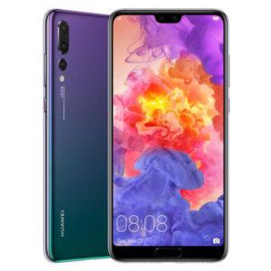 HUAWEI P20 Pro – 6.1 Zoll LTE FHD+ Phablet mit Android 8.1, Kirin 970 Octa Core 2.36GHz, 6GB RAM, 64-256GB Speicher, Triple 10MP+8MP+20MP & 24MP Kameras, 4.000mAh Akku
