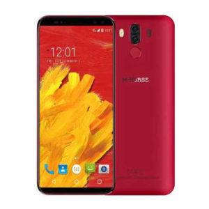 M-HORSE Pure 3 – 5.7 Zoll LTE HD+ Phablet mit Android 7.1, Helio P23 Octa Core 2.0GHz, 4GB RAM, 64GB Speicher, Dual 13MP+5MP & Dual 8MP+5MP Kameras, 4.000mAh Akku