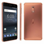 NOKIA 6 (2017) – 5.5 Zoll LTE FHD Phablet mit Android 7.0, Snapdragon 430 Octa Core 1.4Ghz, 3-4GB RAM, 32-64GB Speicher, 16MP & 8MP Kameras, 3.000mAh Akku