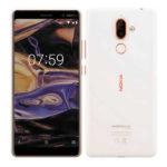 NOKIA 7 Plus – 6.0 Zoll LTE FHD+ Phablet mit Android 8.0, Snapdragon 660 Octa Core 2.2Ghz, 4-6GB RAM, 64GB Speicher, Dual 12MP+13MP & 16MP Kameras, 3.800mAh Akku