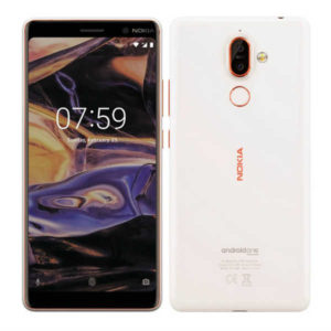 NOKIA 7 Plus – 6.0 Zoll LTE FHD+ Phablet mit Android 9.0, Snapdragon 660 Octa Core 2.2Ghz, 4-6GB RAM, 64GB Speicher, Dual 12MP+13MP & 16MP Kameras, 3.800mAh Akku