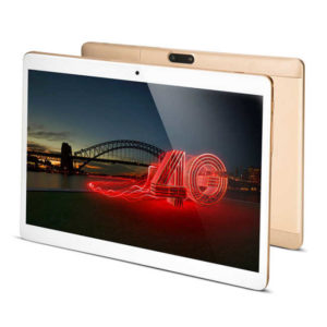 ONDA V10 4G/LTE – 10.1 Zoll LTE WUXGA Tablet PC mit Android 7.0, MTK6753 Octa Core 1.3GHz, 2-3GB RAM, 32GB Speicher, 5MP & 2MP Kameras, 5.200-5.400mAh Akku