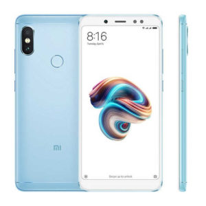 XIAOMI Redmi Note 5 Pro – 5.99 Zoll LTE FHD+ Phablet mit Android 7.0, Snapdragon 636 Octa Core 1.8GHz, 4-6GB RAM, 64GB Speicher, Dual 12MP+5MP & 20MP Kameras, 4.000mAh Akku