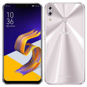 ASUS ZenFone 5 – 6.2 Zoll LTE FHD+ Phablet mit Android 9.0, Snapdragon 636 Octa Core 1.8GHz, 4GB RAM, 64GB Speicher, Dual 12MP+8MP & 20MP Kameras, 3.300mAh Akku