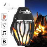 HALOViE CJW-A8 – tragbarer Bluetooth Lautsprecher & Leuchte