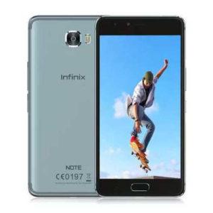 INFINIX Note 4 Pro – 5.7 Zoll LTE HD Phablet mit Android 7.0, MTK6753 Octa Core 1.3GHz, 3GB RAM, 32GB Speicher, 13MP & 8MP Kameras, 4.500mAh Akku