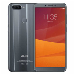 LENOVO K5 – 5.7 Zoll LTE HD+ Phablet mit Android 7.1, MTK6750V Octa Core 1.5GHz, 3GB RAM, 32GB Speicher, Dual 13MP+5MP & 8MP Kameras, 3.000mAh Akku