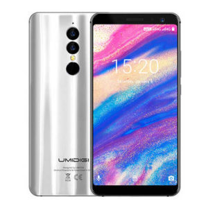 UMIDIGI A1 Pro – 5.5 Zoll LTE HD+ Phablet mit Android 8.1, MTK6739 Quad Core 1.5GHz, 3GB RAM, 16GB Speicher, Dual 13MP+5MP & 5MP Kameras, 3.150mAh Akku