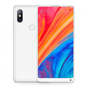 XIAOMI Mi MIX 2S – 5.99 Zoll LTE FHD+ Phablet mit Android 8.0, Snapdragon 845 Octa Core 2.8GHz, 6-8GB RAM, 64-256GB Speicher, Dual 12MP+12MP & 5MP Kameras, 3.400mAh Akku