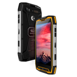 CONQUEST S9 (2018) – 5.5 Zoll LTE FHD Outdoor Phablet mit Android 7.1, MTK6757 Octa Core 2.35GHz, 6GB RAM, 64GB Speicher, 16MP & 8MP Kameras, 6.000mAh Akku