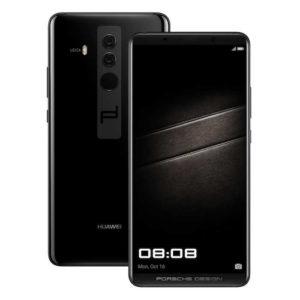 HUAWEI Mate 10 PORSCHE Design – 6.0 Zoll LTE FHD+ Phablet mit Android 9.0, HiSilicon Kirin 970 Octa Core 2.4GHz, 6GB RAM, 256GB Speicher, Dual 12MP+20MP & 8MP Kameras, 4.000mAh Akku