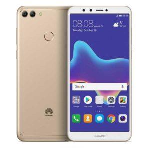 HUAWEI Y9 (2018) – 5.93 Zoll LTE FHD+ Phablet mit Android 8.0, Kirin 659 Octa Core 2.36GHz, 3-4GB RAM, 32-128GB Speicher, Dual 13MP+2MP & Dual 16MP+2MP Kameras, 4.000mAh Akku