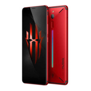 ZTE NUBIA Red Magic – 6.0 Zoll LTE FHD+ Phablet mit Android 8.1, Snapdragon 835 Octa Core 2.45GHz, 6-8GB RAM, 64-128GB Speicher, 24MP & 8MP Kameras, 3.800mAh Akku