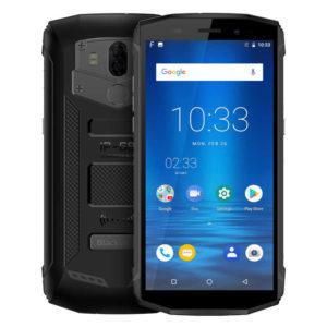 BLACKVIEW BV5800 Pro – 5.5 Zoll LTE HD+ Outdoor Phablet mit Android 8.1, MTK6739 Quad Core 1.5GHz, 2GB RAM, 16GB Speicher, Dual 8MP+0.3MP & 8MP Kameras, 5.580mAh Akku