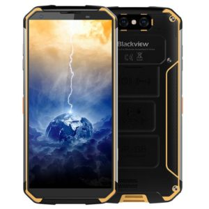 BLACKVIEW BV9500 – 5.7 Zoll LTE FHD+ Outdoor Phablet mit Android 8.1, Helio P23 Octa Core 2.3GHz, 4GB RAM, 64GB Speicher, Dual 16MP+8MP & 13MP Kameras, 10.000mAh Akku