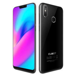 CUBOT P20 – 6.18 Zoll LTE FHD+ Phablet mit Android 8.0, MTK6750T Octa Core 1.5GHz, 4GB RAM, 64B Speicher, Dual 20MP+2MP & 13MP Kameras, 4.000mAh Akku
