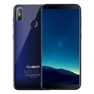 CUBOT R11 – 5.5 Zoll 3G HD+ Phablet mit Android 8.1, MTK6580 Quad Core 1.3GHz, 2GB RAM, 16B Speicher, Dual 8MP+2MP & 5MP Kameras, 2.800mAh Akku