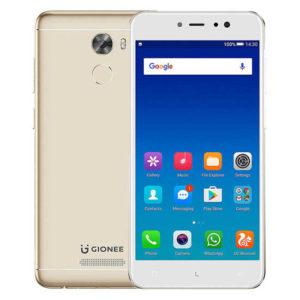 GIONEE A1 Lite – 5.3 Zoll LTE HD Phablet mit Android 7.0, MTK6753 Octa Core 1.3GHz, 3GB RAM, 32GB Speicher, 13MP & 20MP Kameras, 4.000mAh Akku