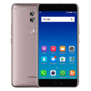 GIONEE A1 Plus – 6.0 Zoll LTE FHD Phablet mit Android 7.0, Helio P25 Octa Core 2.5GHz, 4GB RAM, 64GB Speicher, Dual 13MP+5MP & 20MP Kameras, 4.550mAh Akku