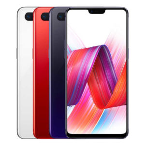 OPPO R15 – 6.28 Zoll LTE FHD+ Phablet mit Android 8.1, Helio P60 Octa Core 1.8GHz, 6GB RAM, 128GB Speicher, Dual 16MP+5MP & 20MP Kameras, 3.450mAh Akku