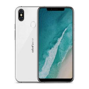 ULEFONE X – 5.85 Zoll LTE HD+ Phablet mit Android 8.1, Helio P23 Octa Core 2.0GHz, 4GB RAM, 64GB Speicher, Dual 13MP+5MP & 8MPKameras, 3.300mAh Akku