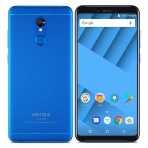 VERNEE M6 – 5.7 Zoll LTE HD+ Phablet mit Android 8.1, MTK6750C Octa Core 1.5GHz, 4GB RAM, 64GB Speicher, 13MP & 8MP Kameras, 3.300mAh Akku