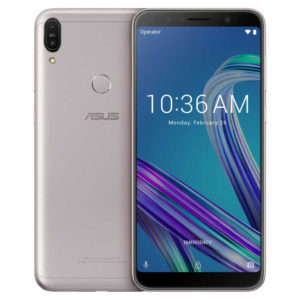 ASUS ZenFone Max Pro M1 – 6.0 Zoll LTE FHD+ Phablet mit Android 9.0, Snapdragon 636 Octa Core 1.8GHz, 3-6GB RAM, 32-64GB Speicher, Dual 13-16MP+5MP & 8-16MP Kameras, 5.000mAh Akku