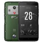 ELEPHONE Soldier – 5.5 Zoll LTE QHD Outdoor Phablet mit Android 8.0, Helio X25 Deca Core 2.5GHz, 4GB RAM, 128GB Speicher, 21MP & 16MP Kameras, 5.000mAh Akku