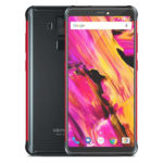 VERNEE V2 Pro – 5.99 Zoll LTE FHD+ Outdoor Phablet mit Android 8.1, Helio P23 Octa Core 2.0GHz, 6GB RAM, 64GB Speicher, Dual 16MP+5MP & Dual 13MP+5MP Kameras, 6.200mAh Akku