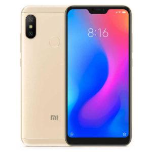 XIAOMI Mi A2 Lite – 5.84 Zoll LTE FHD+ Phablet mit Android 8.1, Snapdragon 625 Octa Core 2.0GHz, 3-4GB RAM, 32-64GB Speicher, Dual 12MP+5MP & 5MP Kameras, 4.000mAh Akku