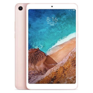 XIAOMI Mi Pad 4 WIFI/LTE- 8.0 Zoll WUXGA Tablet PC mit Android 9.0, Snapdragon 660 Octa Core 2.2GHz, 3-4GB RAM, 32-64GB Speicher, 13MP & 5MP Kameras, 6.000mAh Akku