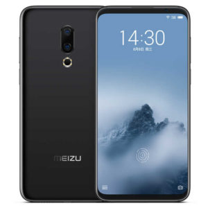 MEIZU 16 – 6.0 Zoll LTE FHD+ Phablet mit Android 8.0, Snapdragon 845 Octa Core 2.8GHz, 6-8GB RAM, 64-128GB Speicher, Dual 12MP+20MP & 20MP Kameras, 3.010mAh Akku,