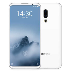 MEIZU 16th Plus – 6.5 Zoll LTE FHD+ Phablet mit Android 8.0, Snapdragon 845 Octa Core 2.8GHz, 6-8GB RAM, 128-256GB Speicher, Dual 12MP+20MP & 20MP Kameras, 3.640mAh Akku
