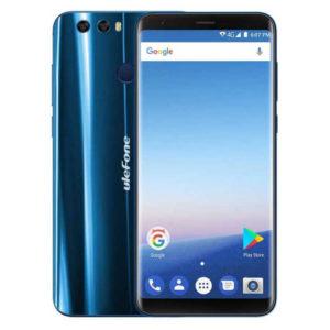 ULEFONE Mix 2 – 5.7 Zoll LTE HD+ Phablet mit Android 7.0, MTK6737H Quad Core 1.3GH, 2GB RAM, 16GB Speicher, Dual 13MP+0.3MP & 5MP Kameras, 3.300mAh Akku