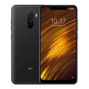 XIAOMI Pocophone Poco F1 – 6.18 Zoll LTE FHD+ Phablet mit Android 9.0, Snapdragon 845 Octa Core 2.8GHz, 6-8GB RAM, 64-256GB Speicher, Dual 12MP+5MP & 20MP Kameras, 4.000mAh Akku