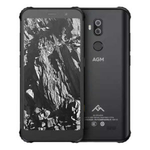 AGM X3 – 5.99 Zoll LTE FHD+ Outdoor Phablet mit Android 8.1, Snapdragon 845 Octa Core 2.8GHz, 6-8GB RAM, 64-256GB Speicher, Dual 12MP+24MP & 20MP Kameras, 4.100mAh Akku