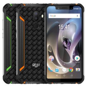 HOMTOM ZOJI Z33 – 5.85 Zoll LTE HD+ Outdoor Phablet mit Android 8.1, MTK6739 Quad Core 1.5GHz, 3GB RAM, 32GB Speicher, Dual 16MP+2MP & 13MP Kameras, 4.600mAh Akku