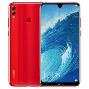HUAWEI HONOR 8X Max – 7.12 Zoll LTE FHD+ Phablet mit Android 8.1, Snapdragon 636 Octa Core 1.8GHz, 4GB RAM, 64-128GB Speicher, Dual 16MP+2MP & 8MP Kameras, 5.000mAh Akku