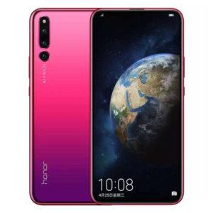 HUAWEI HONOR Magic 2 – 6.39 Zoll LTE FHD+ Phablet mit Android 9.0, Kirin 980 Octa Core 2.6GHz, 6-8GB RAM, 128-256GB Speicher, Triple 16MP+24MP+16MP & Triple 16MP+2MP+2MP Kameras, 3.500mAh Akku