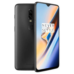 OnePlus 6T – 6.4 Zoll LTE FHD+ Phablet mit Android 9.0, Snapdragon 845 Octa Core 2.8GHz, 6-10GB RAM, 128-256GB Speicher, Dual 12MP+20MP & 25MP Kameras, 3.700mAh Akku