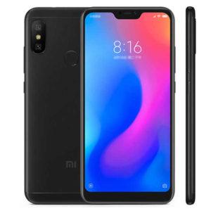 XIAOMI Redmi Note 6 Pro – 6.26 Zoll LTE FHD+ Phablet mit Android 8.1, Snapdragon 636 Octa Core 1.8GHz, 3-4GB RAM, 32GB/64GB Speicher, Dual 12MP+5MP & Dual 20MP+2MP Kameras, 4.000mAh Akku