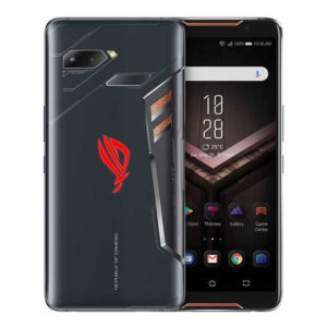 ASUS ROG Phone – 6.0 Zoll LTE FHD+ Gaming Phablet mit Android 9.0, Snapdragon 845 Octa Core 2.96GHz, 8GB RAM, 128-512GB Speicher, Dual 12MP+8MP & 8MP Kameras, 4.000mAh Akku